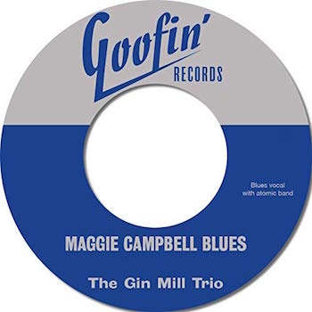 Ginn Mill Trio ,The - I Feel Like Steppin' Out + 1