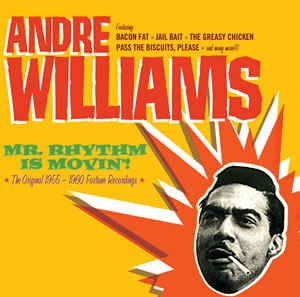 Williams ,Andre - Mr Rhythm Is Movin': 1955-1960 ....