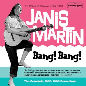 Martin ,Janis - Bang Bang : The Complete..