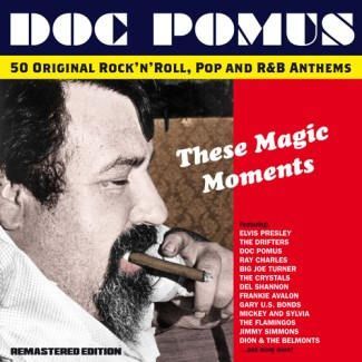 V.A. - Doc Pomus : These Magic Moments ( 2 cd's )