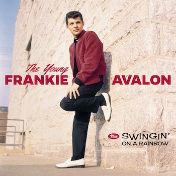 Avalon ,Frankie - 2on1 The Young Frankie .. / Swingin' On ...