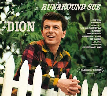 Dion - 2on1 Runaround Sue /Presenthing Dion..+ Bonus Tracks