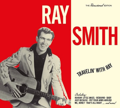 Smith ,Ray - Travelin' With Ray