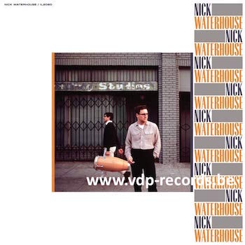 Waterhouse ,Nick - Nick Waterhouse ( ltd lp version )