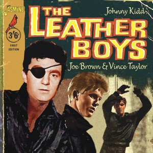 V.A. - The Leather Boys : Johny Kidd ,Vince Taylor ,..