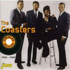 "Coasters ,The - Singles A's & B""s 1955-1959"