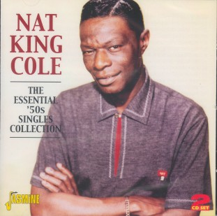 Cole ,Nat King - The Essential 50's Single Collection 2cd's