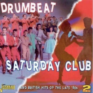 V.A. - Drum Beat At Saturday Club
