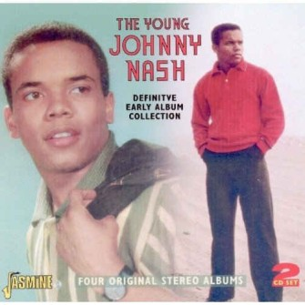Nash ,Johnny - The Young Johnny Nash:Definitive Early..