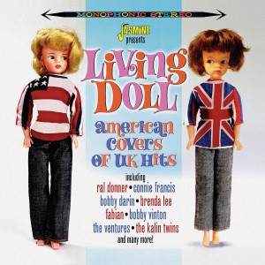 V.A. - Living Doll : American Covers Of Uk Hits