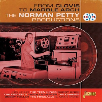 V.A. - From Clovis To Marble Arch : The Norman Petty Productions