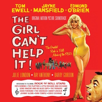 V.A. - The Girl Can't Help It : Original Movie Soundtrack