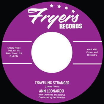 Leonardo ,Ann / Bill Johnson Quintet - Travelin' Stranger
