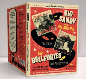 V.A. - Big Sandy ..The Bellfuries :Jerry Chatabox Presents