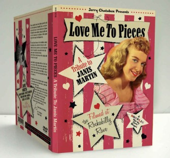 V.A. - Love Me To The Pieces :A Tribute To Janis Martin