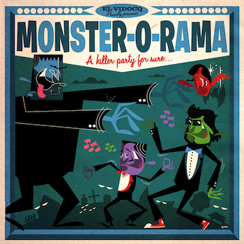 V.A. - Monster-O-Rama (ltd with free cd )