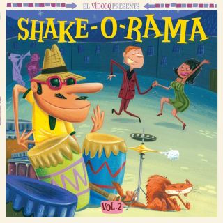 V.A. - Shake-O-Rama : Vol 2 ( lp + cd )