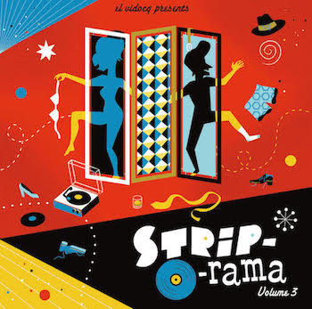 V.A. - Strip-O-Rama Vol 3 ( Lp + cd )