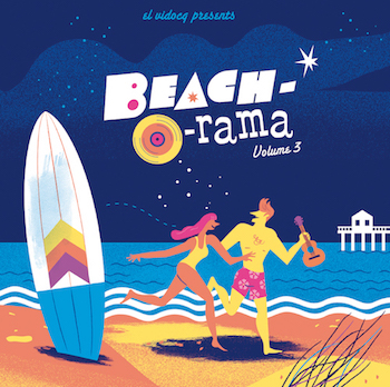 V.A. - Beach-O-Rama Vol 3 ( Ltd Lp + Cd )