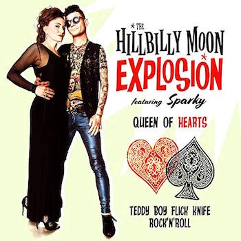 Hillbilly Moon Explosion - Queen Of Hearts + 1 ( Ltd 45's )