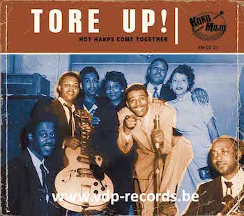 V.A. - Tore Up ! Hot Harps Come Togheter