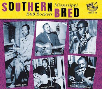 V.A. - Southern Bred - Mississippi R&B Rockers Vol 1