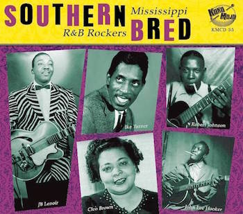 V.A. - Southern Bred - Mississippi R&B Rockers Vol 2