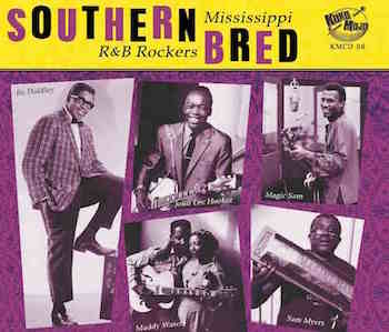 V.A. - Southern Bred - Mississippi R&B Rockers Vol 3