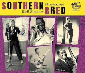 V.A. - Southern Bred - Mississippi R&B Rockers Vol 4
