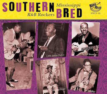 V.A. - Southern Bred - Mississippi R&B Rockers Vol 5
