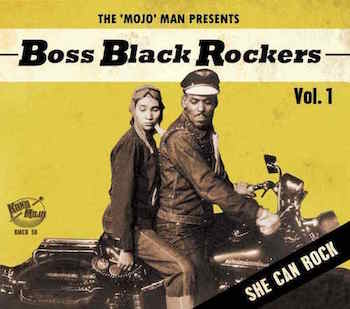 V.A. - Boss Black Rockers : Vol 1
