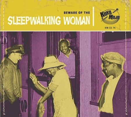 V.A. - Sleepwalking Woman
