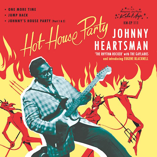 Heartsman ,Johnny - Hot House Party ( Ltd Ep )