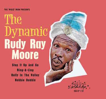 Moore ,Rudy Ray - The Dynamic ...( Ltd Ep )
