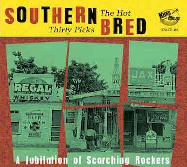 V.A. - Southern Bred : The Hot Thirty Picks