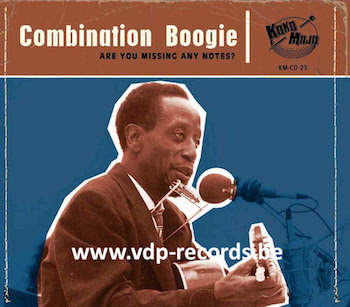 V.A. - Combination Boogie