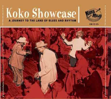 V.A. - Koko Showcase : A Journey To The Land Of Blues & Rhythm