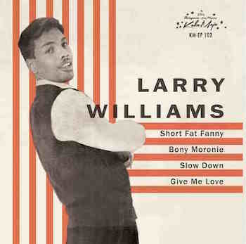 Williams ,Larry - Larry Williams Ep ( Ltd Ep)