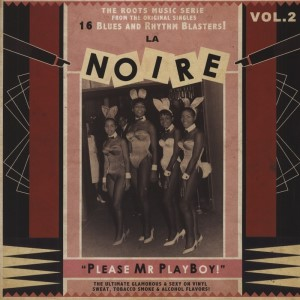 V.A. - La Noire Vol 2 : Please Mr Playboy