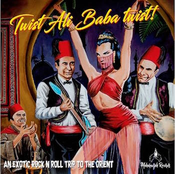 V.A. - Twist Ali Baba Twist ( Ltd Lp )