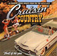 "V.A. - Cruisin Country Vol 1 "" Crosover Teen Sound """