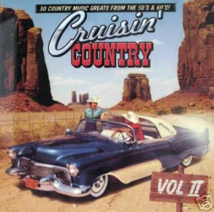 "V.A. - Cruisin Country Vol 2 "" Crosover Teen Sound """