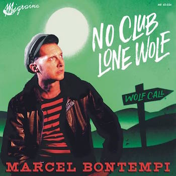 Bontempi ,Marcel - No Club - Lone Wolf + 1