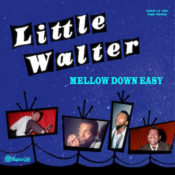 "Little Walter - Mellow Down Easy ( Ltd 10"" Lp )"