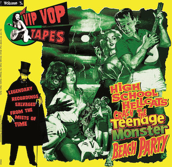 V.A. - Vip Vop Tapes 3
