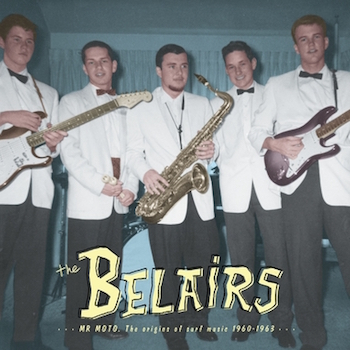 Belairs ,The - Mr.Moto ( Ltd Lp + cd )