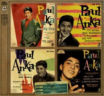 Anka, Paul - Music Ages Ep Collection
