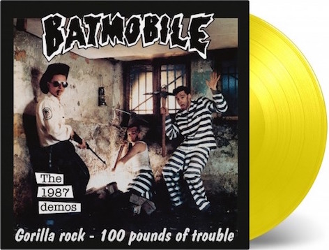 Batmobile - The 1987 Demos : Gorilla Rock + 1 ( rsd 2019)