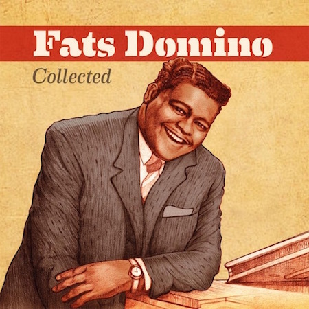 Domino ,Fats - Collected ( Ltd Colored lp )