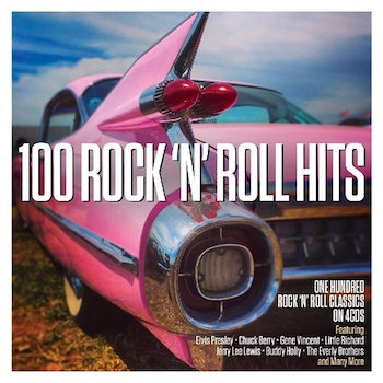 V.A. - 100 Rock 'N' Roll Hits ( 4 cd's )